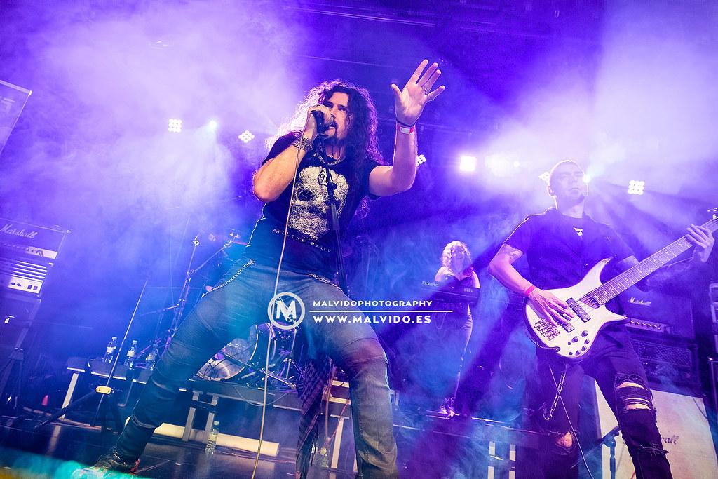 Lethargus en el Gabonak in Hell Fest