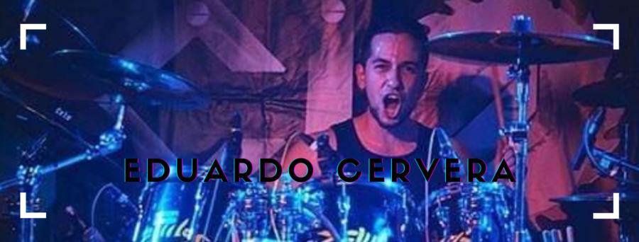 Eduardo Cervera (ex-Ciclón) es el nuevo batería de Lethargus