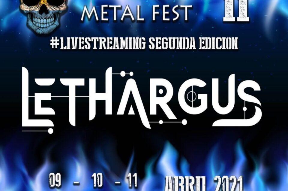 Primer concierto con la nueva formación – Argentina Online Metal Fest